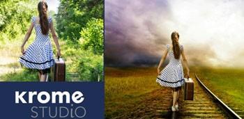 Krome Studio Plus - Создавайте шедевры из своих фотографий