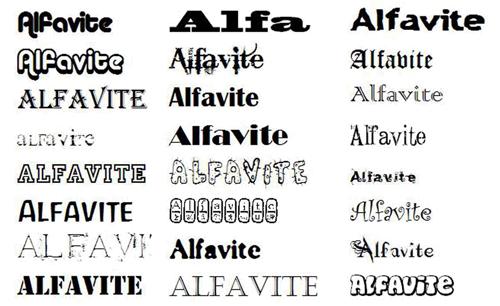 Набор Дизайнерских Шрифтов