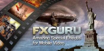 FxGuru – это программа по созданию видео записей