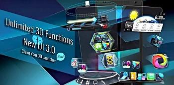 Next Launcher 3D – обалденная оболочка для вашего аndroid  устройства