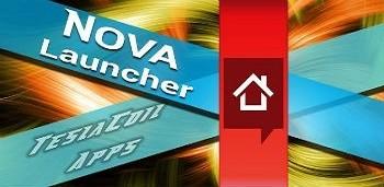 Nova launcher – еще один лаунчер для андроид