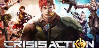 Crisis Action-eSports FPS - многопользовательский онлайн FPS шутер