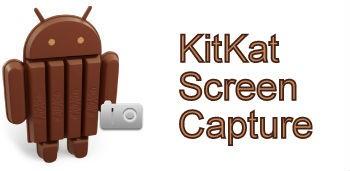 KitKat Screen Capture – Приложение позволяющее делать видео запись с экрана вашего смартфона/планшета.
